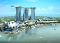 Singapour et ses deux casinos réalisent 6$ milliards en 2013