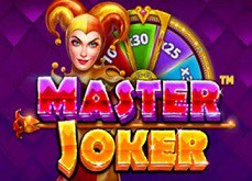 Pragmatic Play lance sa nouvelle machine à sous Master Joker