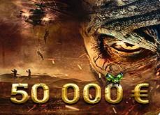 Promotion exclusive chez Betsoft ! 50,000€ à gagner jusqu'au 30 novembre