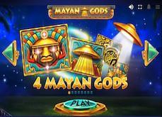 Mayan Gods, votre machine à sous à découvrir sur la civilisation maya