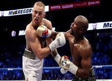 Mayweather remporte le combat contre McGregor et empoche des centaines de millions