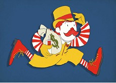 Incroyable fraude de l'homme qui contrôlait les gagnants de la promotion Monopoly de McDonald's