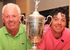 Il remporte un pari passé il y a 10 ans sur son fils joueur de golf - Ladbrokes perd gros