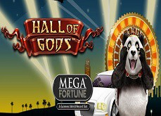 Les jackpots Mega Fortune et Hall of Gods grossissent de plus en plus