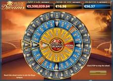 Détails sur le dernier jackpot de 4€ millions de Mega Fortune Dreams, tombé après 6 spins