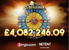 Un jackpot de 4£ millions touché par un joueur généreux en octobre