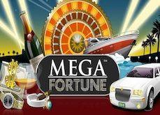 Mega Fortune : la machine à sous NetEnt offre un nouveau gain record en Suède !
