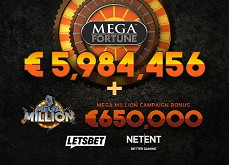 Nouveau jackpot Mega Fortune ! Un Suédois gagne 6,6€ millions en un spin