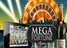 Le dernier jackpot de 2£ millions de Mega Fortune a été remporté sur mobile avec une mise de 0.50£