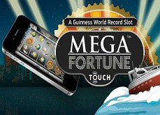 Netent fixe un nouveau record de jackpot mobile avec la machine à sous Mega Fortune Touch: 8.6€ millions