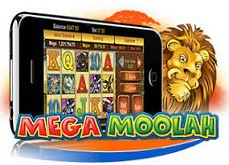 Le jackpot Mega Moolah s'exprime avec un gain de 7.9€ millions remporté sur mobile