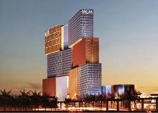 MGM Cotai : Le nouveau casino resort de Macau ouvert juste à temps pour le Nouvel An Chinois