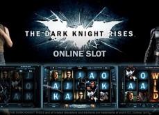 La superbe machine à sous Batman: The Dark Knight Rises de Microgaming