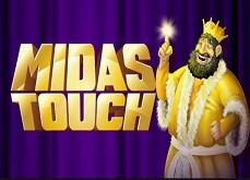 Créez de l'or avec la machine à sous Midas Touch de Rival Gaming
