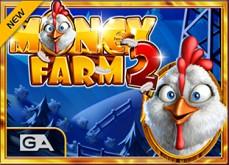 Des animaux et des free spins pour la nouvelle machine à sous Money Farm 2