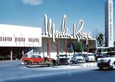 Las Vegas : l'ancien hôtel Moulin Rouge bientôt transformé en complexe de jeux ?