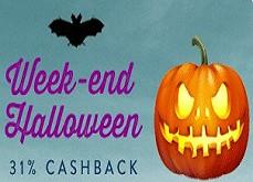 Un week-end entier spécial Halloween sur Monsieur Vegas