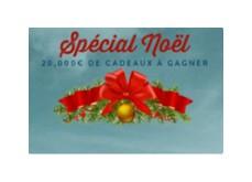 Joyeux Noël en avance avec Monsieur Vegas et ses 20.000 euros de cadeaux sur tout le mois de décembre