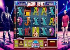 Nacho Libre : incarnez un drôle de luchador sur la machine à sous iSoftBet