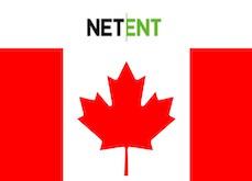 Les jeux de casino NetEnt à nouveau disponibles pour nos amis canadiens