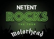 Deux nouvelles machines à sous gratuites avec les excellents Motörhead et Rise of Poseidon