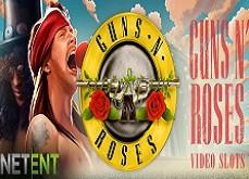 Test en avant-première de la machine à sous Guns&Roses de Netent, 15 jours avant sa sortie