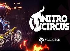 La machine à sous Nitro Circus d'Yggdrasil Gaming est dans les bacs !