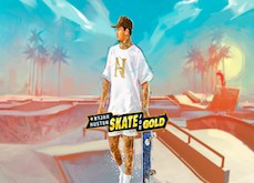 Play'n GO lance sa nouvelle machine à sous vidéo Nyjah Huston: Skate for Gold