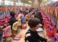 Au Japon, le pachinko est de moins en moins populaire