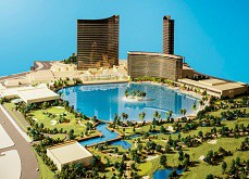 Paradise Park - Steve Wynn propose un projet casino avec un immense lac à Las Vegas
