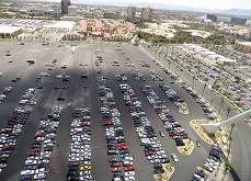 Fin des parkings gratuits à Vegas, Caesars estime que cela ne fait aucune différence en termes d'affluence