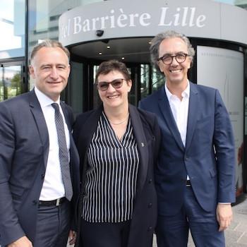 Casino d'Enghien-les-Bains : Barrière joue-t-il cartes sur table pour sauver son établissement ?