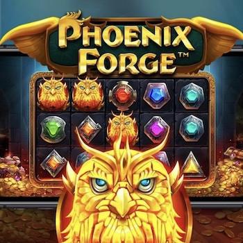Phoenix Forge : des gains mirobolants sur la nouvelle machine à sous vidéo de Pragmatic Play !