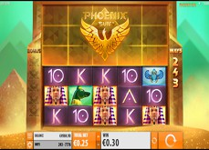La slot Phoenix Sun disponible en version gratuite