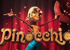 Betsoft réalise un énorme travail sur la machine à sous Pinocchio