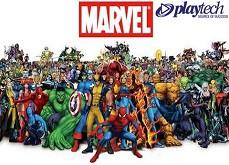 Playtech dit au revoir aux slots Marvel et bonjour aux 500.000£ de promotion
