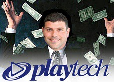 Playtech dispose de 800£ millions cash à dépenser dans de futures acquisitions