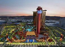 Las Vegas accueillera bien le casino Resort World Las Vegas pour 4$ milliards d'investissement