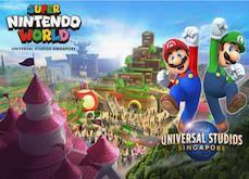 Super Mario et les Minions prêts à débarquer au Resorts World Sentosa Casino de Singapour
