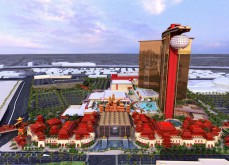 Début de construction du Resorts World Las Vegas - Mega casino de 4$ milliards