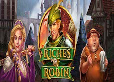 Machine à sous Riches of Robin : Play'n Go enfile sa tenue médiévale