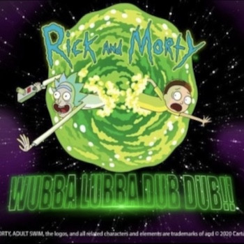 Blueprint Gaming Limited lance sa machine à sous Rick and Morty Wubba Lubba Dub Dub