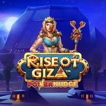 Pragmatic Play : lancement de Rise of Giza PowerNudge, avec une nouvelle mécanique high-tech