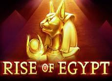 Découvrez la machine à sous gratuite Rise of Egypt dès maintenant !