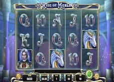 Avec Rise of Merlin, Play'n Go invoque la puissance de la magie sur vos écrans