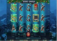 Sortie de la machine à sous de Noël chez iSoftBet: Robo Smash X-Mas