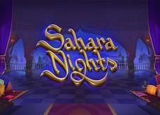 Revivez le conte des Mille et Une Nuits sur la machine à sous Sahara Nights d'Yggdrasil !