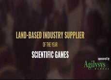 Scientific Games impressionne lors des Global Gaming Awards