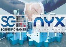 Scientific Games complète l'acquisition de Nyx Gaming pour 630$ millions