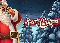 Joyeux Noël à tous avec les machines à sous gratuites Secrets of Christmas et Holiday Season